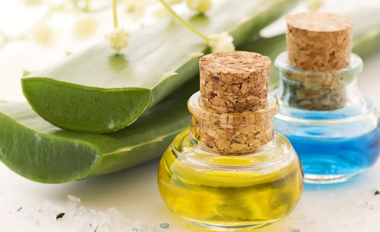 В производстве влажных салфеток используются натуральные масла и экстракты