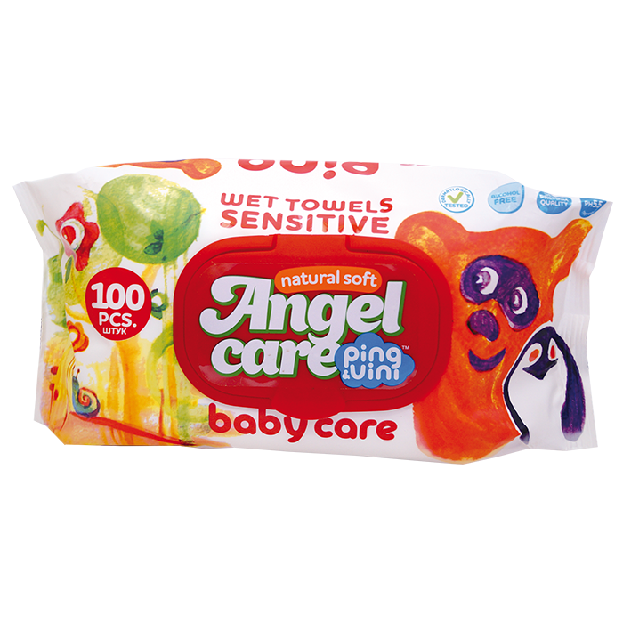 Ping&Vini BubbleGum, 100 шт