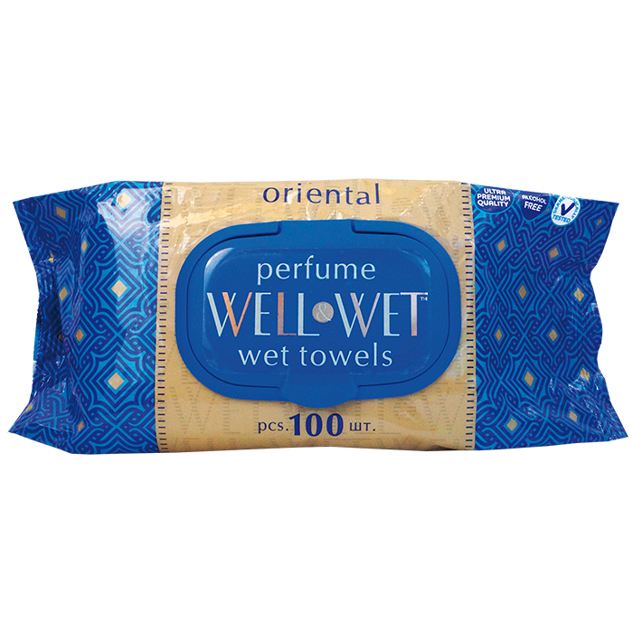 Well&Wet Восточный парфюм, 100 шт